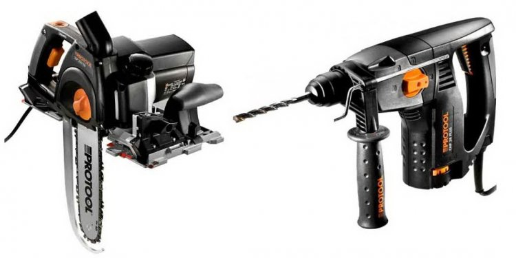 Pro Tool Power Tools