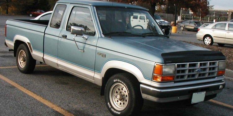 Ford Ranger 1989 1993