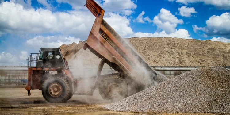 Aggregate Crushing Plants