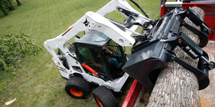 Bobcat A770 All-Wheel Steer