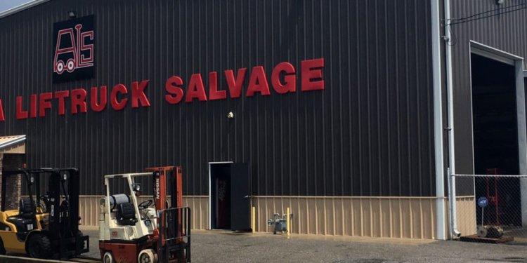 Atlanta Liftruck Salvage