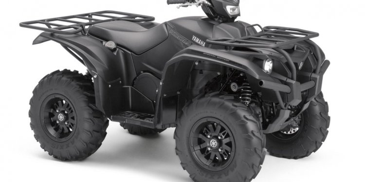 Tactical Black Yamaha