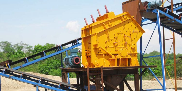 Bauxite Crushing Equipment