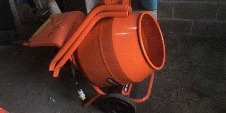 Belle 150 cement mixer 110v