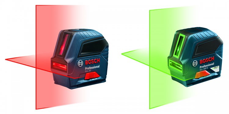 Bosch GLL 55 and GLL 100 G