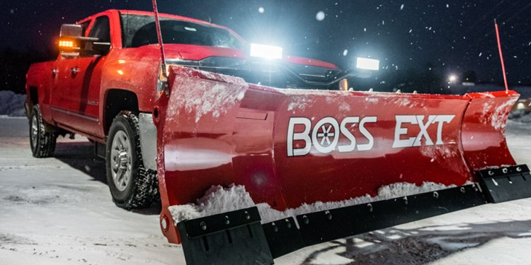 BOSS Snowplow | Snow Removal