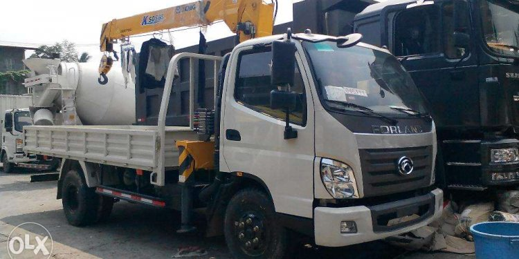 Brand New Boom Trucks 6Wheeler