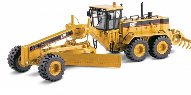 CAT 24H Motor Grader 55133