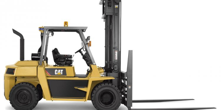 Cat DP70E Diesel Pneumatic
