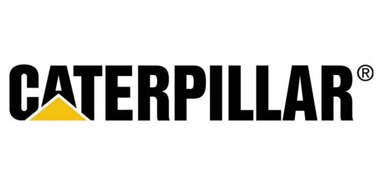 Caterpillar Equipment Logo