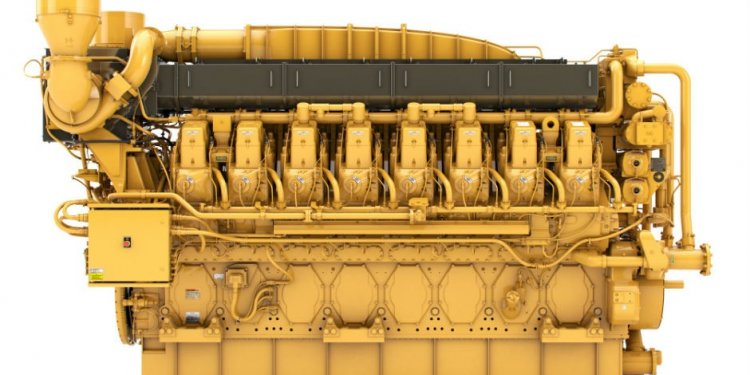 G3616 Gas Compression Engine