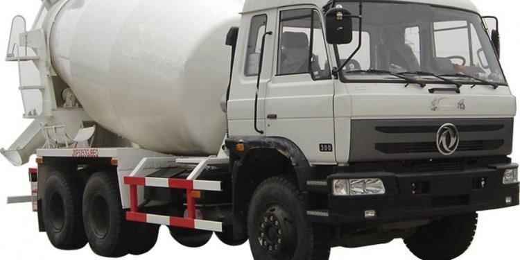 Concrete Mixer Truck (DF 6X4)