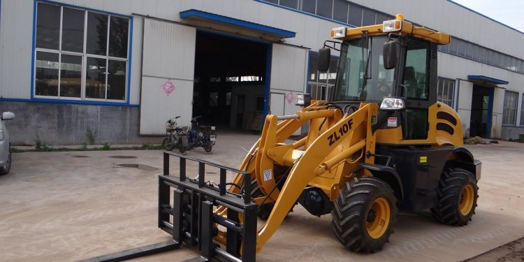 1kgs Front Wheel Loader for