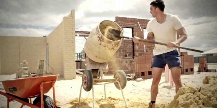 Xpress Onsite Cement Mixer