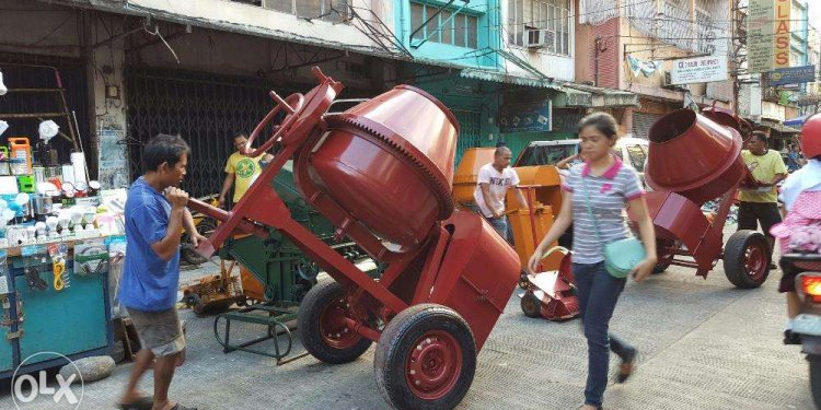 Concrete Mixer for Rent (One