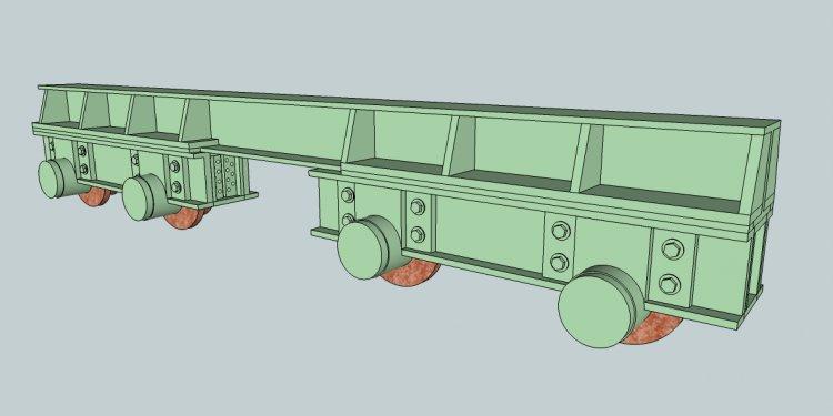 Truck Mounted Gantry Crane
