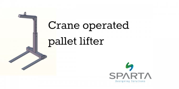 Crane Operated Pallet Lifter