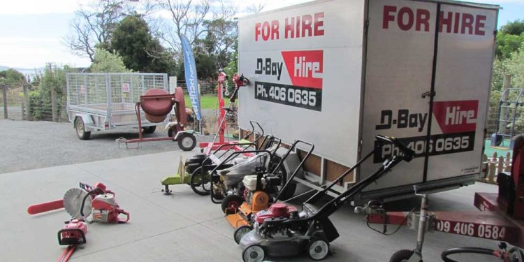 D-Bay Hire Ltd provides a tool
