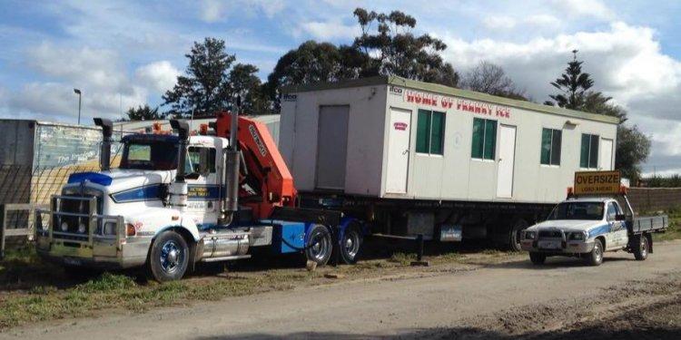 Victorian Crane Trucks is a