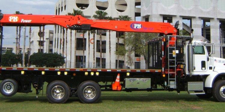 Drywall Truck - Drywall Trucks