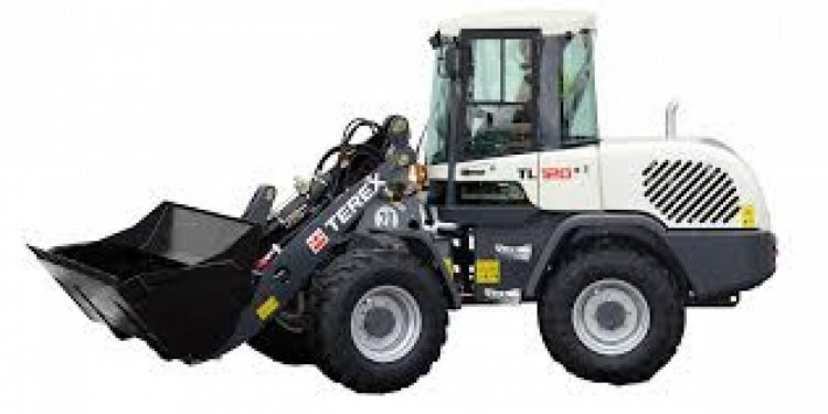 Earth movers equipment on rent