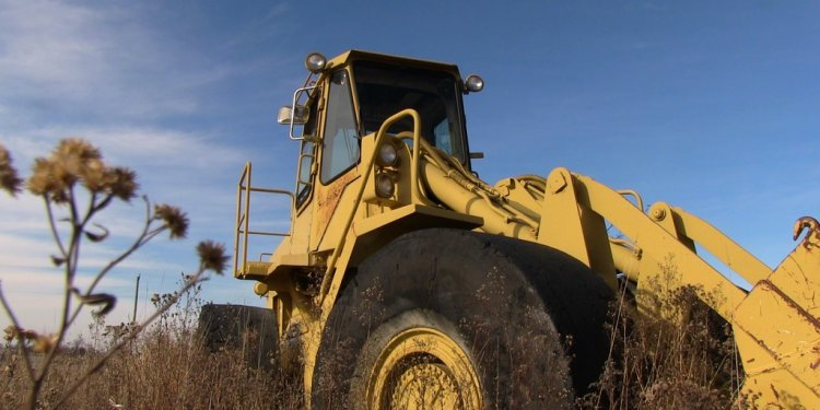 Fiat Allis FR20 Loader For