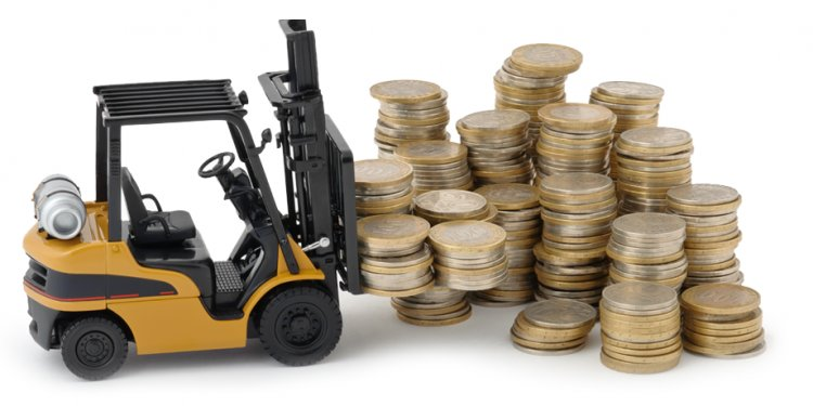Financing materials handling
