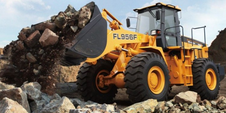 Foton Lovol Wheel Loader