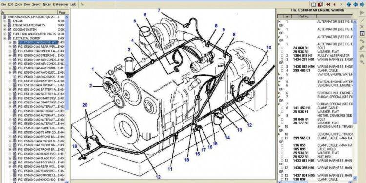 Galion Motor Grader Parts