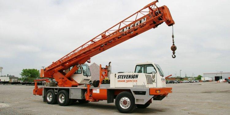 Hydraulic Truck Cranes