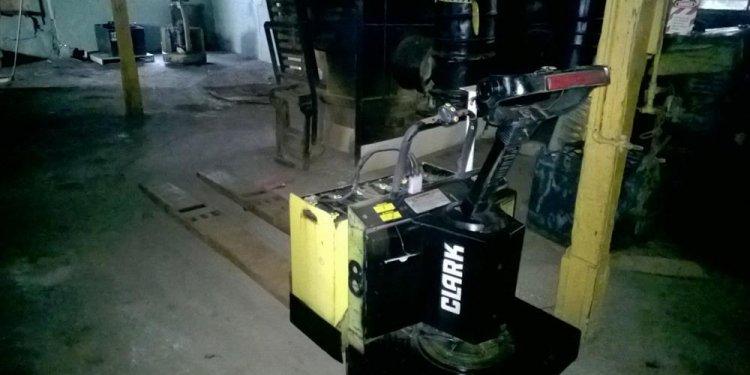 Image CLARK Electric Pallet