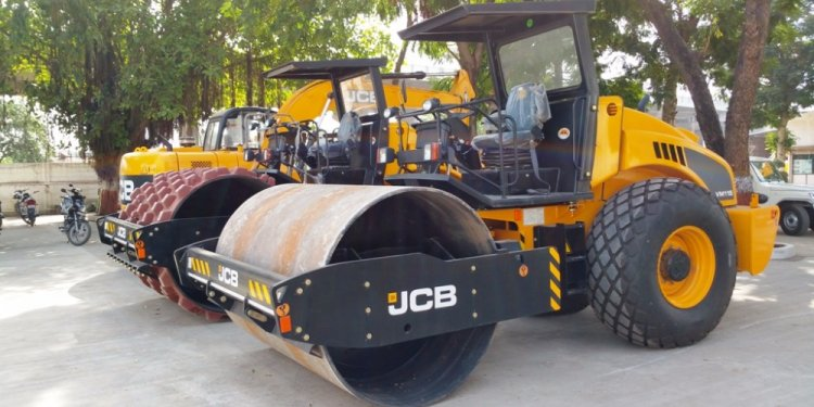 India Vibratory Road Roller