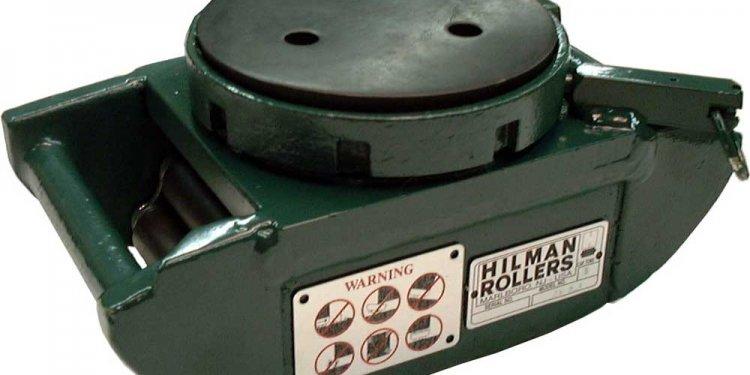 N2-SLP: 2-Ton Capacity Roller
