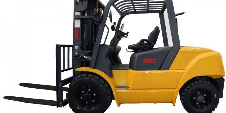 Kbz-u Diesel Forklift Trucks