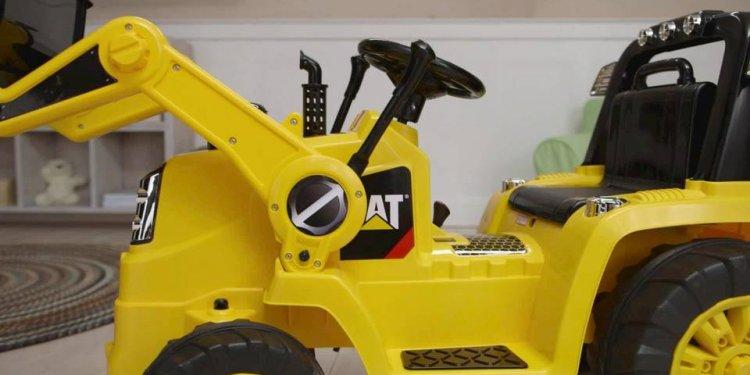 Kidtrax CAT Bulldozer/Tractor