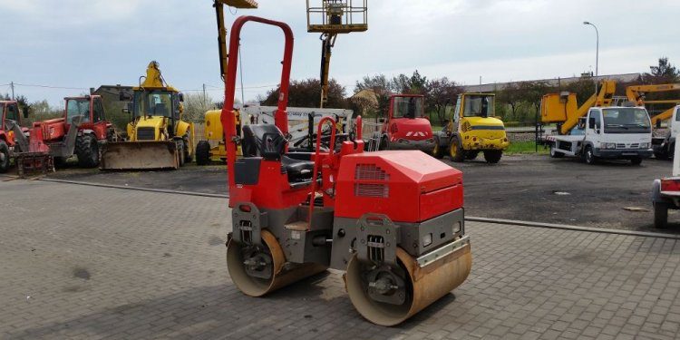 Tymco 210 Sweeper Trucks