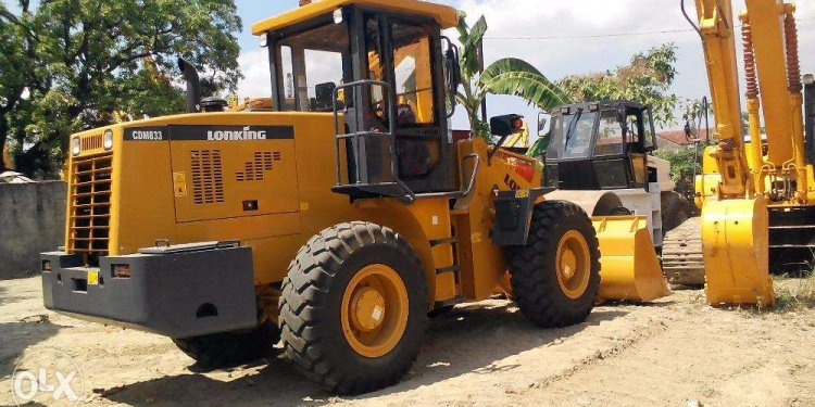 Lonking Wheel Loader CDM833