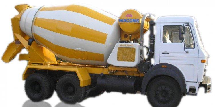 Macons - Concrete Kerbing