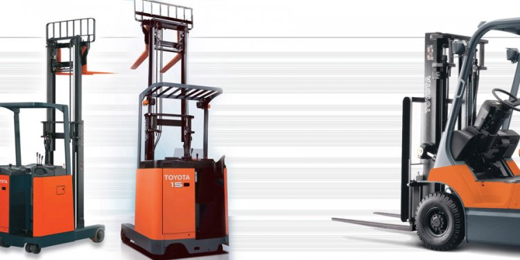 Malaysia Forklift Supplier
