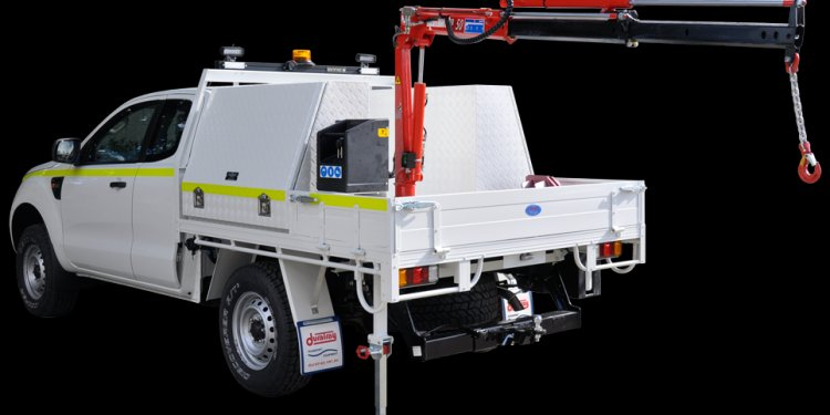Maxilift Cranes - Quality