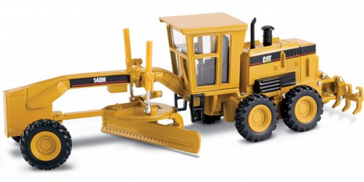 Motor Grader Is Commonly Used