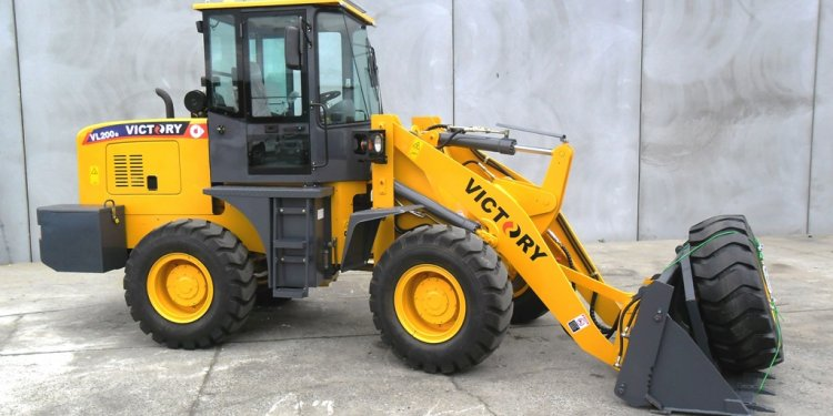 Victory VL200e 4x4 Articulated