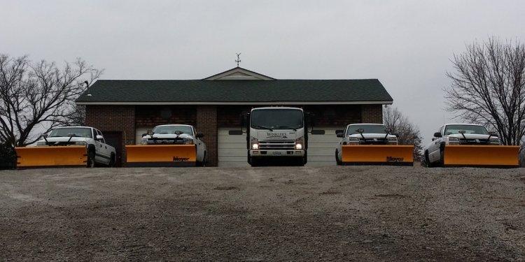 Snow Plow Removal Kansas