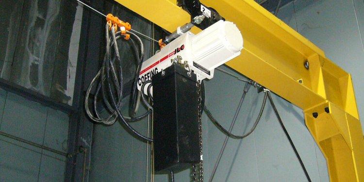 Overhead Lifting Equipment