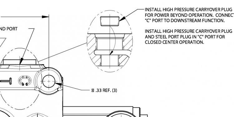 PTO Concrete mixer hydraulic