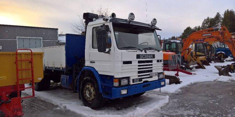 82 M, 1985, Crane trucks