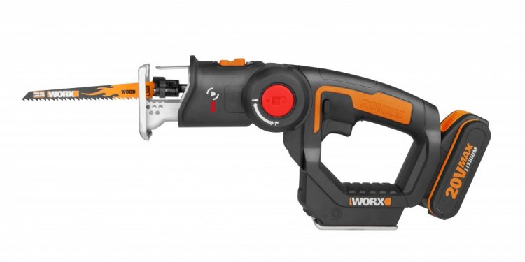 The WORX Trans4mer combines
