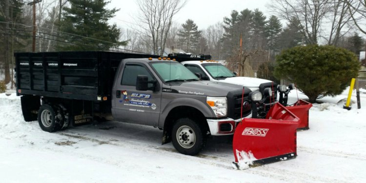 Snow Removal - Snow Plow