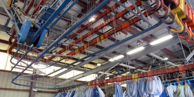 TC/American Laundry Monorail