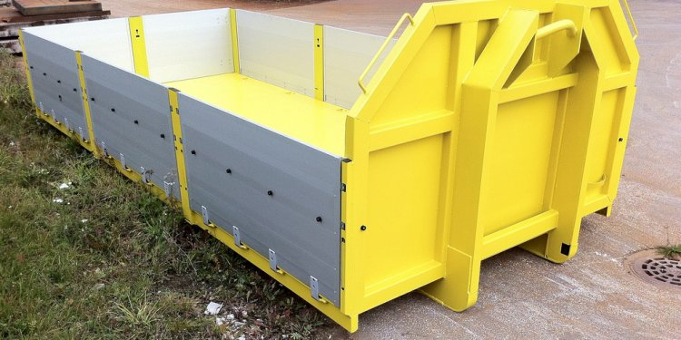 Hook-lift Flatbed Plant and